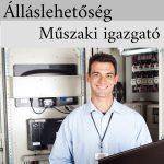 MŰSZAKI IGAZGATÓ (MIPL-2467)